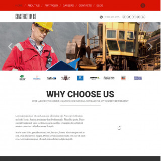 Làm website dịch vụ 76