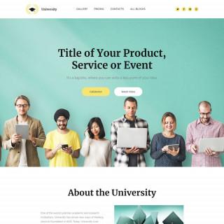 Làm website giáo dục 02