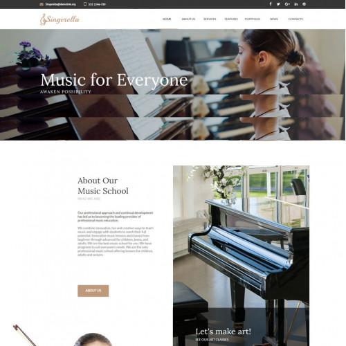 Làm website giáo dục 06