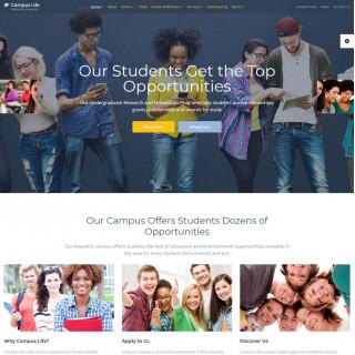 Làm website giáo dục 24