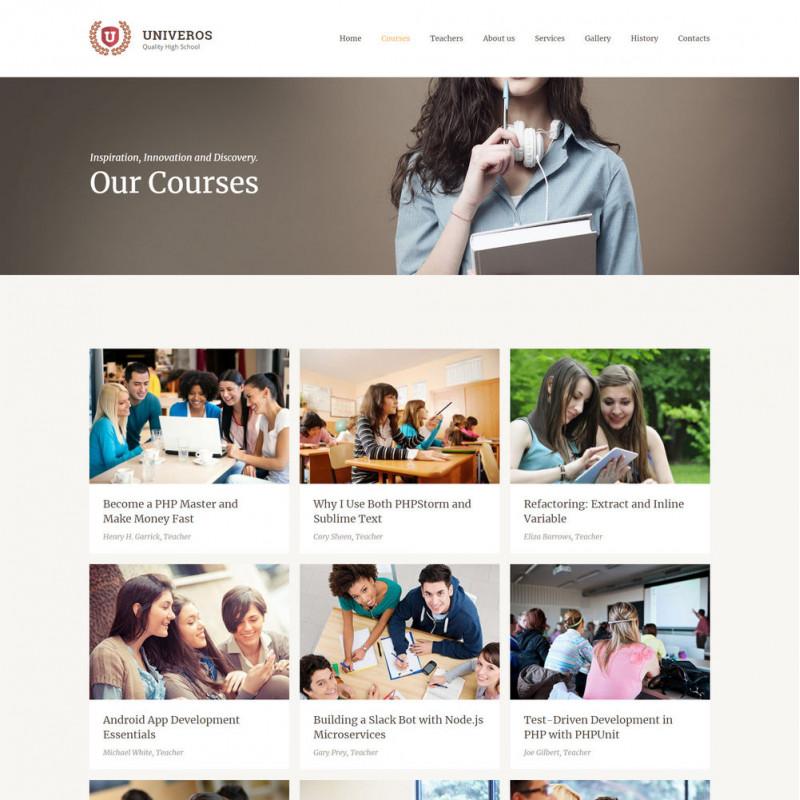 Làm website giáo dục 27
