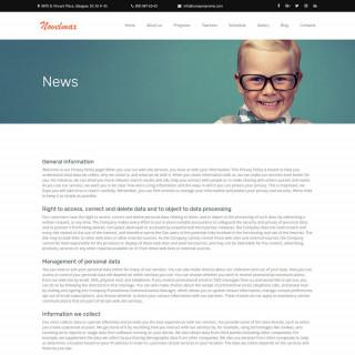 Làm website giáo dục 36