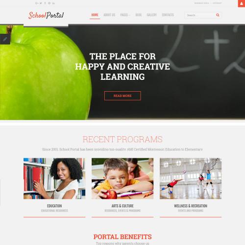 Làm website giáo dục 40