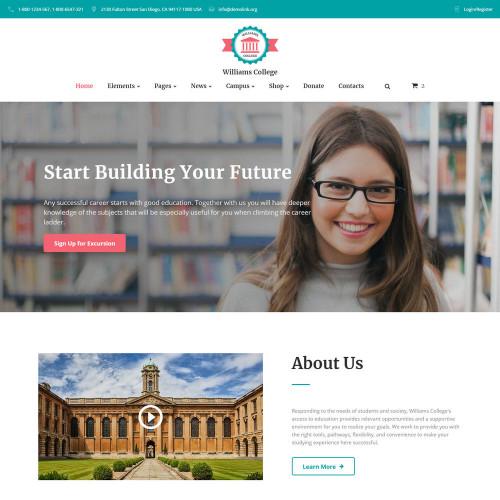 Làm website giáo dục 45