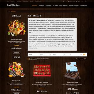 Làm website hoa tươi 09