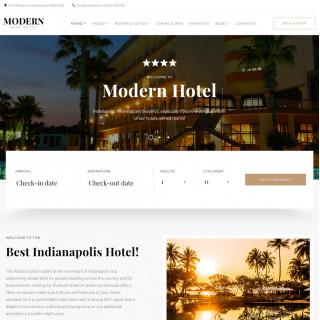 Làm website Khách Sạn 04
