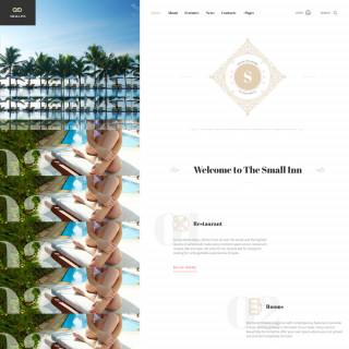 Làm website Khách Sạn 06