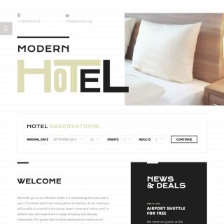 Làm website Khách Sạn 10