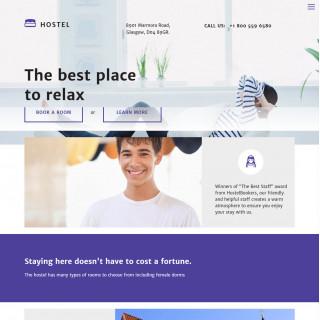 Làm website Khách Sạn 11