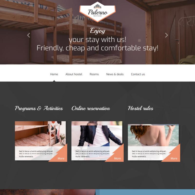Làm website Khách Sạn 20