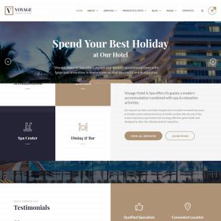 Làm website Khách Sạn 21