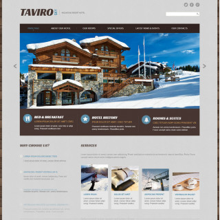 Làm website Khách Sạn 24
