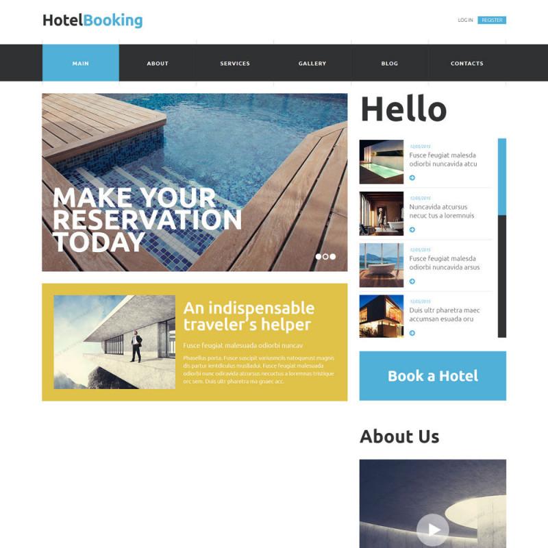 Làm website Khách Sạn 26