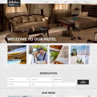Làm website Khách Sạn 30