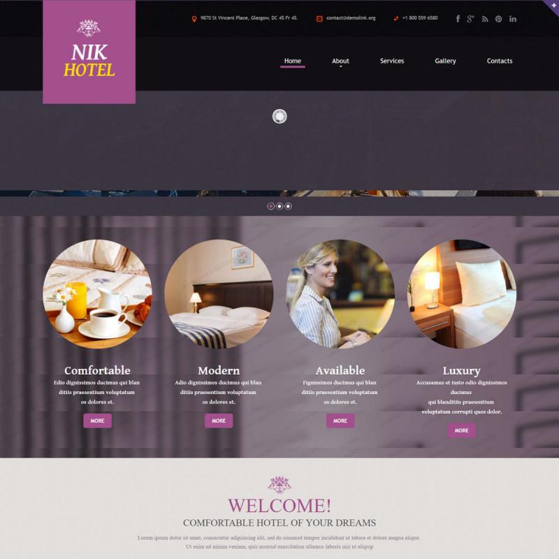 Làm website Khách Sạn 31