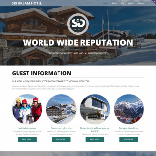 Làm website Khách Sạn 33