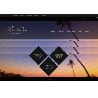 Làm website Khách Sạn 35
