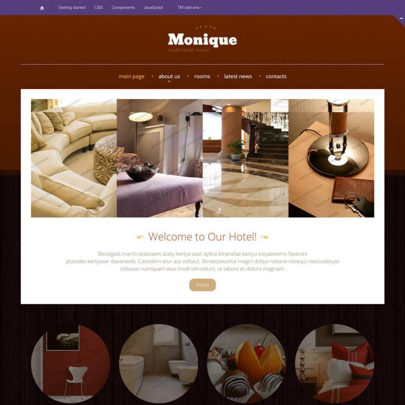 Làm website Khách Sạn 38