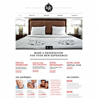 Làm website Khách Sạn 39