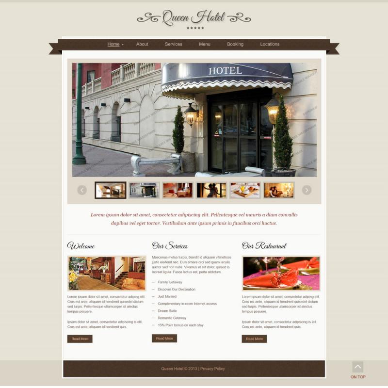 Làm website Khách Sạn 42