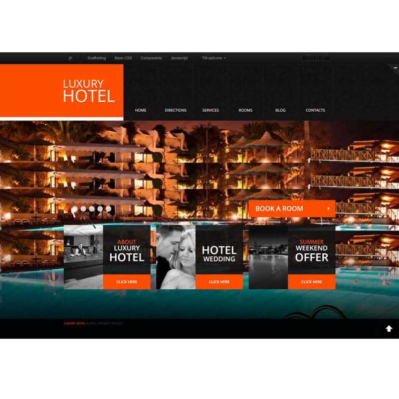 Làm website Khách Sạn 43