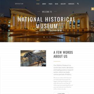 Làm website kiến trúc 01