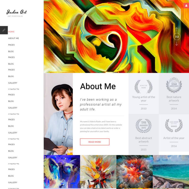 Làm website kiến trúc 03