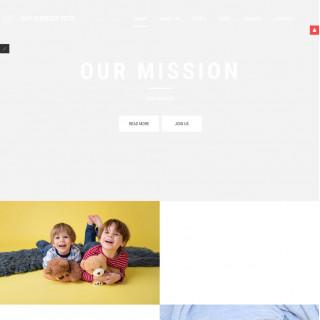 Làm website mẹ và bé 09