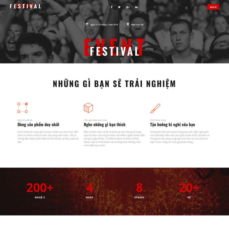 Làm website nhạc cụ 02