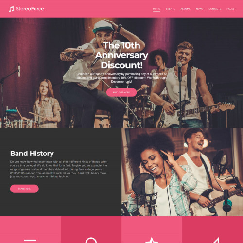 Làm website nhạc cụ 07