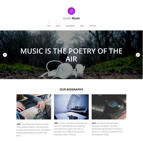 Làm website nhạc cụ 08