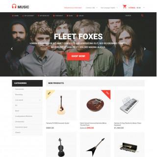 Làm website nhạc cụ 12