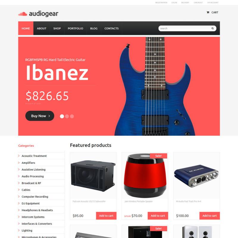 Làm website nhạc cụ 17