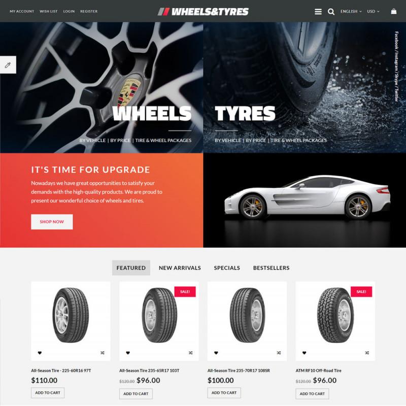 Làm website ô tô 05