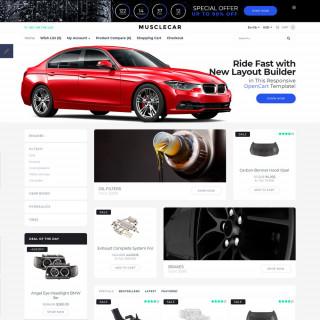 Làm website ô tô 06