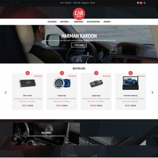 Làm website ô tô 12