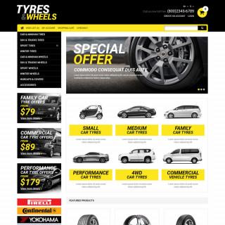 Làm website ô tô 18