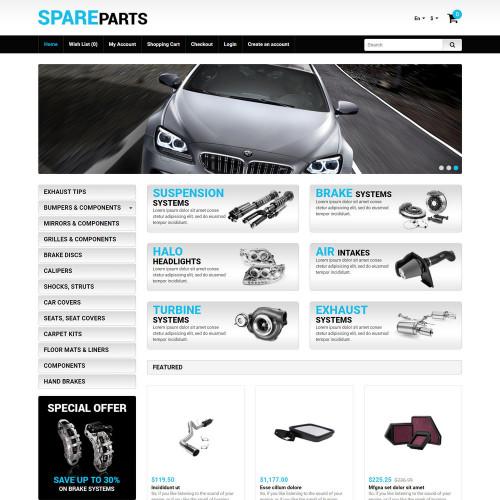 Làm website ô tô  21