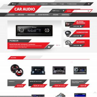 Làm website ô tô 28