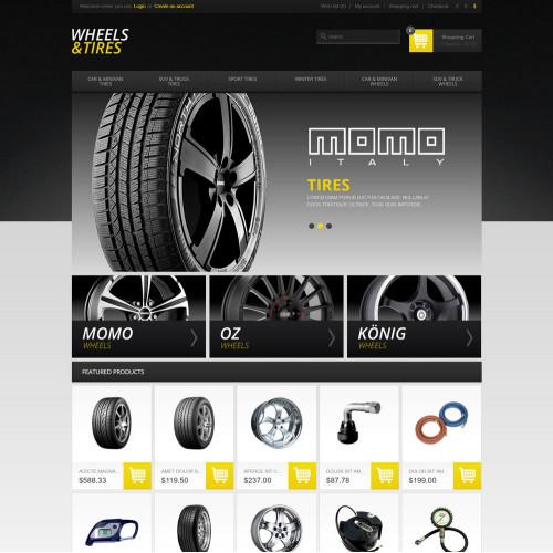 Làm website ô tô  34