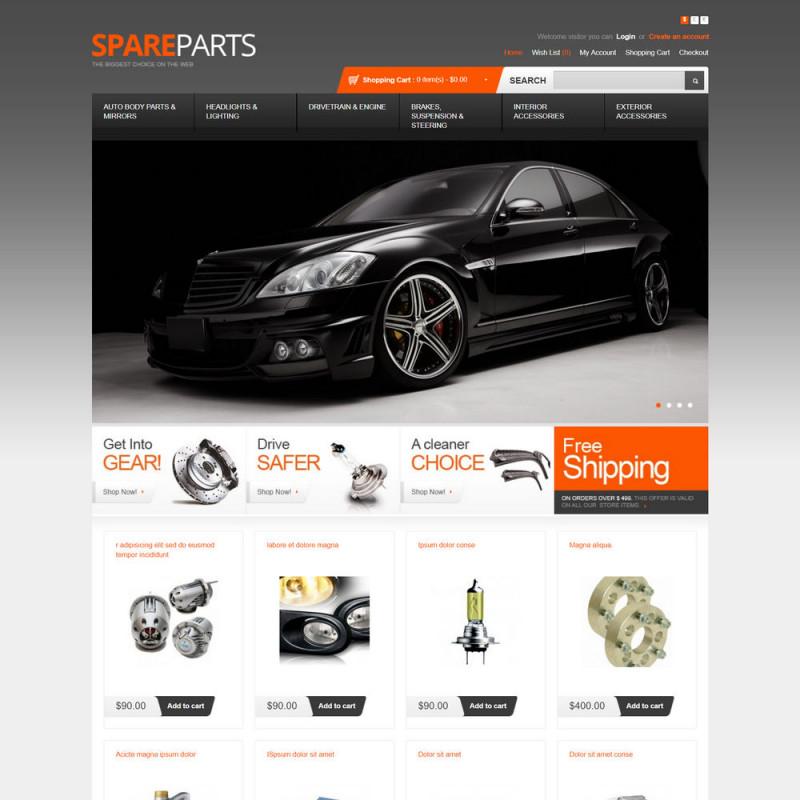 Làm website ô tô 38