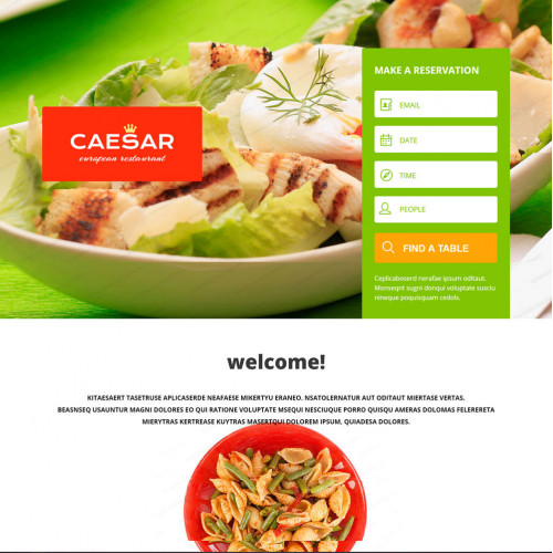 Thiết kế  Landing Page 05
