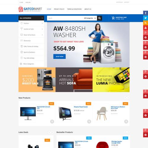 Làm website shop điện tử 02