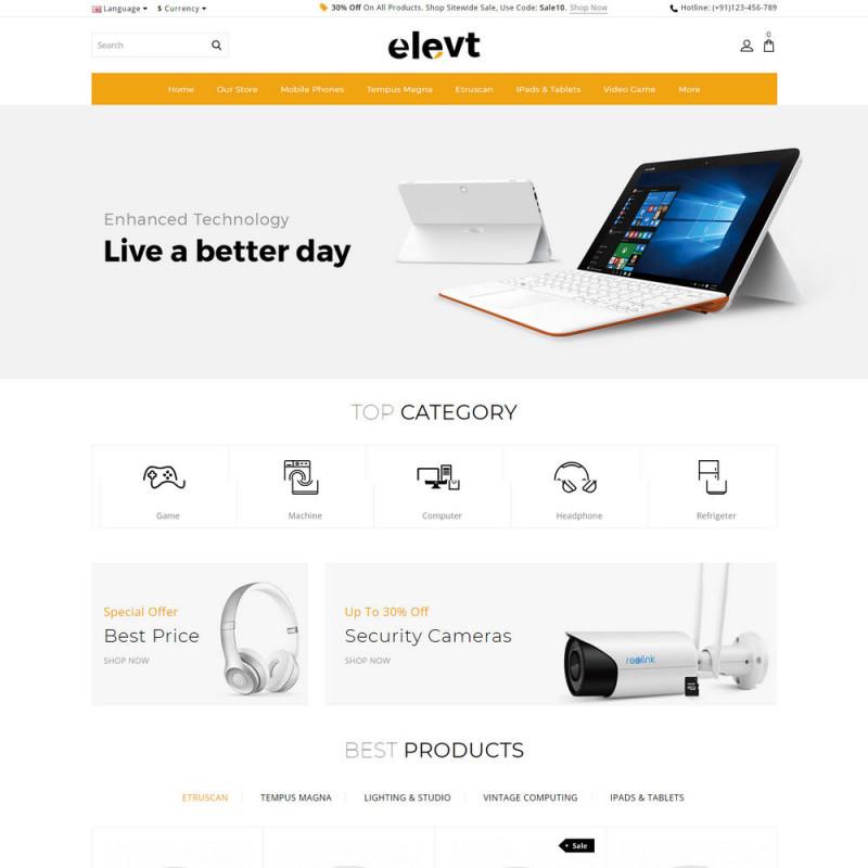 Làm website shop điện tử 05