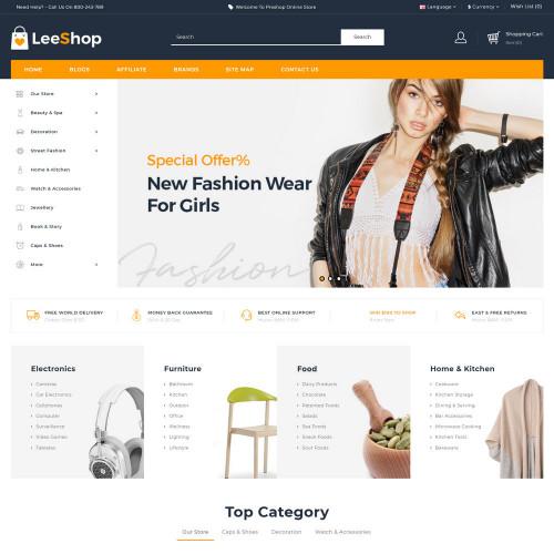Làm website shop điện tử 08