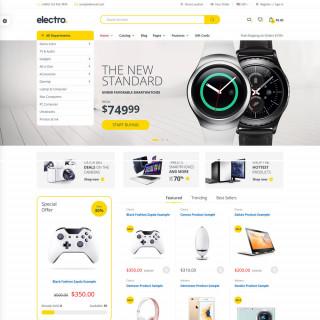 Làm website shop điện tử 21