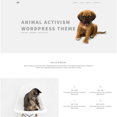 Làm website thú cưng 03
