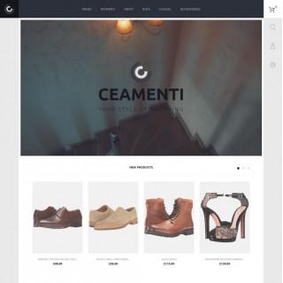 Làm website thời trang 02