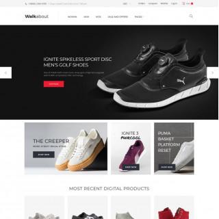 Website thời trang 08