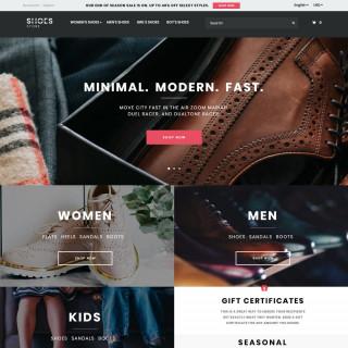 Làm website thời trang 12